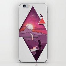 Landforms iPhone & iPod Skin