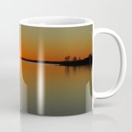 Pregnant Pause of a Downeast Evening Coffee Mug
