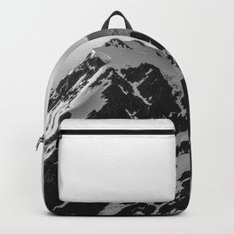 Shuksan Shine Black and White Backpack
