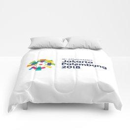 Asian Games 2018 Comforters