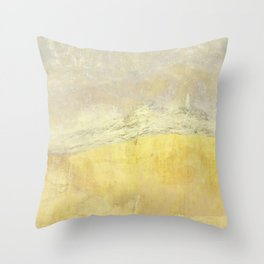 Impressions from Skye II Throw Pillow