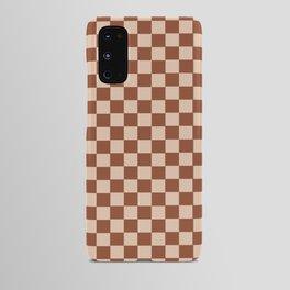 GrannySquare-TreeStem+RollingPin Android Case