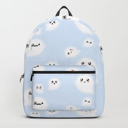 Tiny Ghost Clouds Backpack