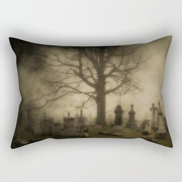 Unsettling Fog Rectangular Pillow