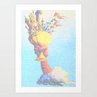 Monty Python & The Holy Grail. The Script Print! Art Print
