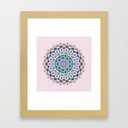 Moroccan Glory Framed Art Print