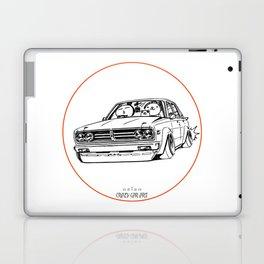 Crazy Car Art 0222 Laptop & iPad Skin