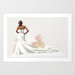 Marier Art Print