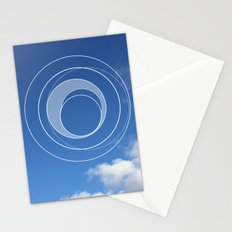 Sky Bubble Stationery Cards