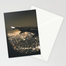 Airplane Wing Stationery Cards