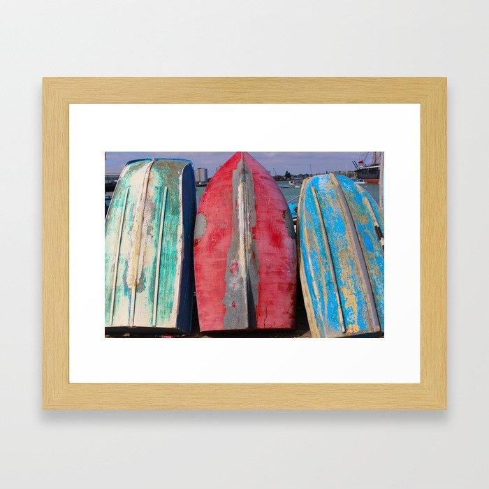 Hull Framed Art Print