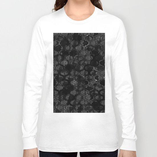 Abstract 47 Long Sleeve T-shirt