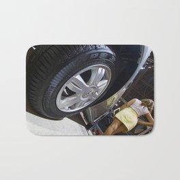 Renault Logan Expression Automatic Wheel Bath Mat
