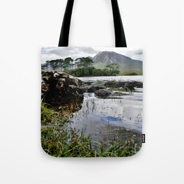 Derryclare Lough Tote Bag