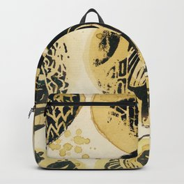 Allergens as Art Backpack