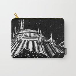 Space Mountain Carry-All Pouch