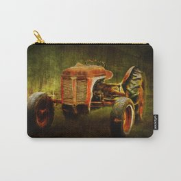 Ferguson Waiting on LaGest ~ Tractor ~ Ginkelmier Inspired Carry-All Pouch