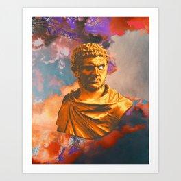Yagur Art Print
