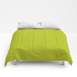 Acid Green Comforters