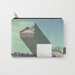 Stitched Amazon Carry-All Pouch