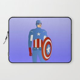 Capt. America Laptop Sleeve