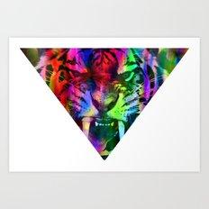 Tigre 2 Art Print