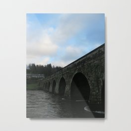 Inistioge Bridge, Ireland Metal Print