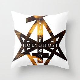 FVTHERSXNHOLYGHXST Throw Pillow