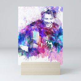 Bon Jovi Mini Art Print
