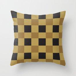 Lumberjack 3 Throw Pillow