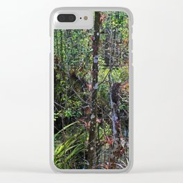 IN a Parallel Universe Clear iPhone Case