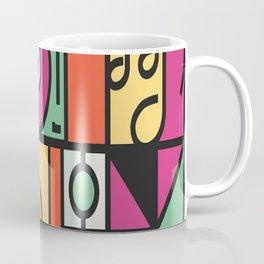Muisc Coffee Mug