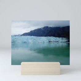 Alaska Blue Iceberg Pristine Wilderness Mini Art Print