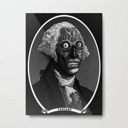 CONSUME - GEORGE WASHINGTON Metal Print
