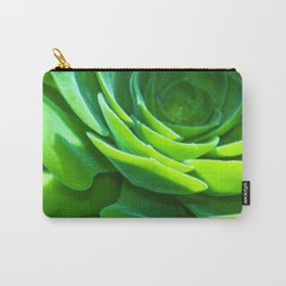 succulent cactus Carry-All Pouch