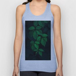 Leaves by Rodion Kutsaev Unisex Tank Top