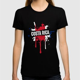 Stylish Costa Rica T Shirt Men T-shirt