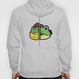 Old & New Slippy Toad Hoody