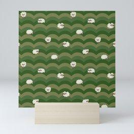 Ovejas de Gales Mini Art Print