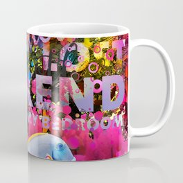 Another Lost Weekend Coffee Mug