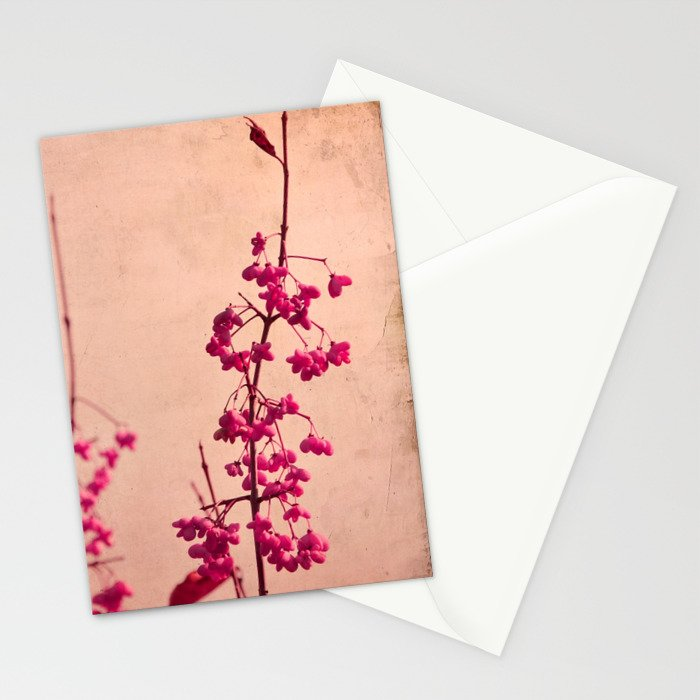 berries Stationery Cards