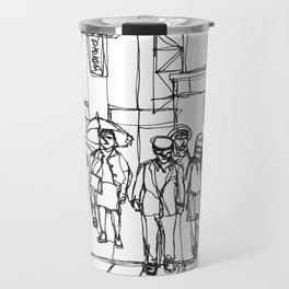 The Crosswalk Travel Mug