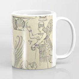 Winged Mythology Coffee Mug