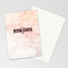 RepubliCunts Stationery Cards