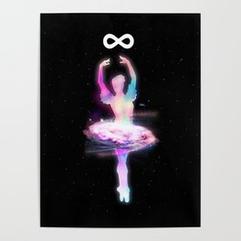 Space Dancer Poster