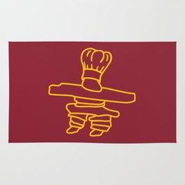 Inuksuk Cook Rug