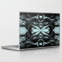 lions Laptop & iPad Skins featuring Lions by Abby Weiman