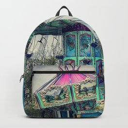Vienna life #vienna #carousel Backpack