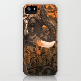 Little Indian Elephant iPhone Case