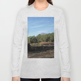 el Teide - Tenerifa Long Sleeve T-shirt